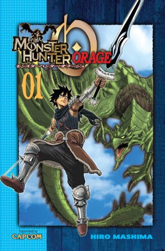 Monster Hunter Orage 1