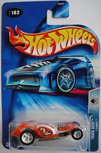 HOT WHEELS TRACK ACES SERIES I CANDY DIE-CAST