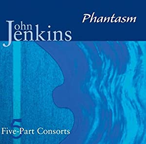 John Jenkins: Five-Part Consorts