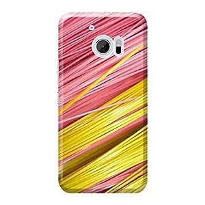 Mobile Back Cover For HTC 10 (Printed Designer Case)