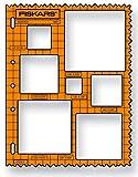 Fiskars Squares Shape Template
