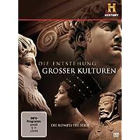 Die Entstehung großer Kulturen - Die komplette Serie [6 DVDs]