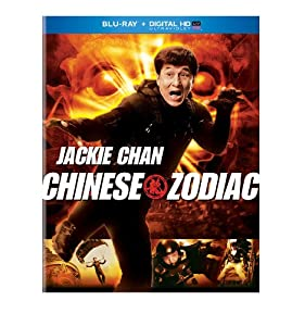 Chinese Zodiac (Blu-ray + DIGITAL HD with UltraViolet)
