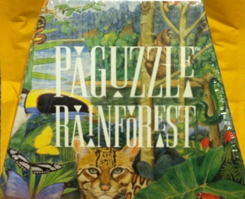 Paguzzle Rainforest (Combined Puzzle & Game) - 1