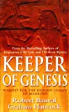 Keeper of Genesis: A Quest for the Hidden Legacy of Mankind (0099416360) by Bauval, Robert