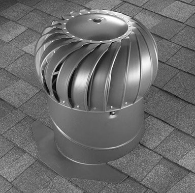 Attic Aire Turbine & Base