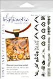 Lisa Pavelka Waterslide Transfer Set-Tiny Tats-Over 100