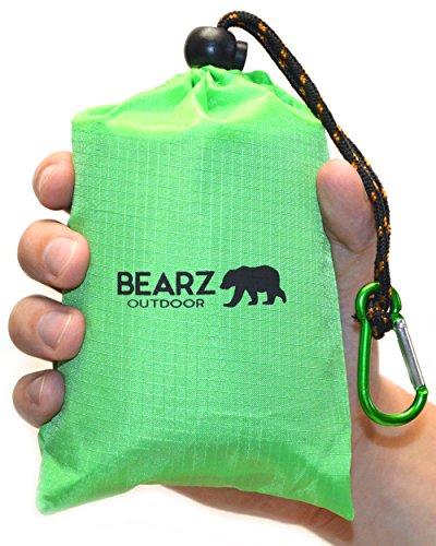 BEARZ Outdoor Pocket Blanket 50