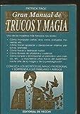 Gran Manual de Trucos y Magia (Spanish Edition) (8431507047) by Page, Patrick