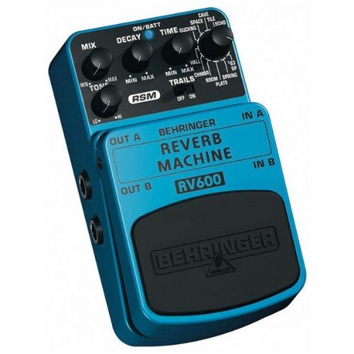 Behringer Rv600 Reverb Machine Fx Pedal