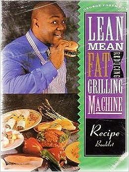 lean grilling machine recipe