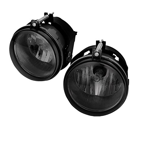 Spyder Auto FL-DCH05-SM Dodge Smoke OEM Fog Light (Jeep Smoke Fog Lights compare prices)