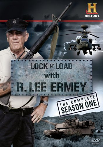 Lock & Load With R. Lee Ermey: Complete Season 1 [DVD] [Region 1] [US Import] [NTSC]