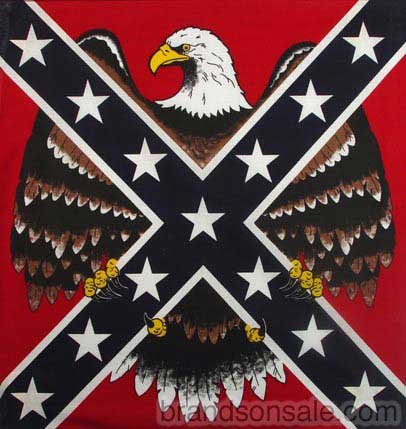 Buy Confederate Eagle Bandana