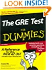 The GRE Test For Dummies (For Dummies (Lifestyles Paperback))