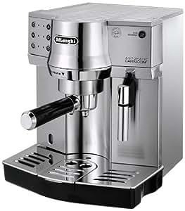 De'Longhi Stainless Steel Premium Pump EC860.M Espresso Machine (1 Litre, 145 Watt, 15 Bar)