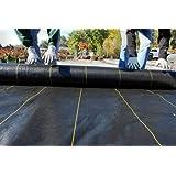 Dewitt Company SBLT4300 Sunbelt Ground Cover Weed Barrier, 4-Feet Length