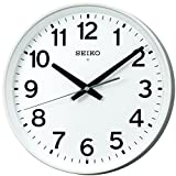 SEIKO CLOCK (セイコークロック) 掛け時計 スイープ アナログ 電波時計 KX317W