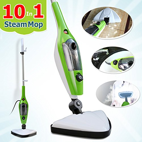 beyondfashion-10-in1-1500w-steam-mop-handheld-cleaner-steamer-floor-carpet-washer-window-with-5spong