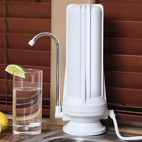 Water Gallon Counter