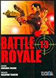 Koushun Takami Battle Royale 13