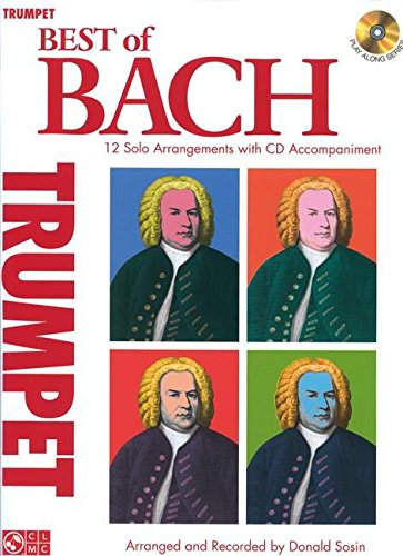 BEST OF TRUMPET+CD BACH