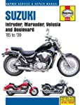 Suzuki Intruder, Marauder, Volusia an...