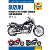 Suzuki Intruder Marauder Volosia Automotive Repair Manual (Haynes Automotive Repair Manuals)by Alan Ahlstrand