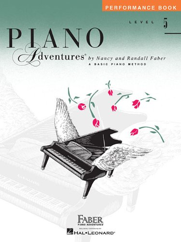 Piano Adventures, Level 5, Performance Book
