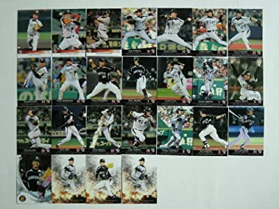 BBM2012「2nd」 阪神タイガース レギュラーコンプ全25種
