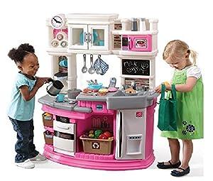 Step Lil Chef S Gourmet Kitchen Pink