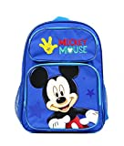 Disney Mickey Mouse Large 16 School Backpack