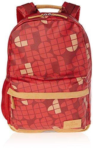 Tann's Zaino Scuola, rosso (Rosso) - T3GTRI-SDM-R1