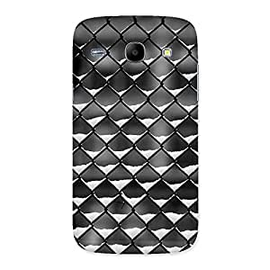 Delighted Cage Snow Back Case Cover for Galaxy Core