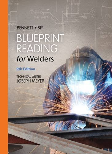 Blueprint Reading for Welders, Spiral bound Version (Reading Mechanical Drawings compare prices)