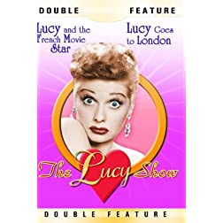 The Lucy Show: Lucy & French Movie Star / Lucy Flies To London