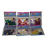 Pari Exotic And Vibrant Water Beads / Cheap Water Beads / Magic Gel Crystal Water Beads (2 X 1 Inches)