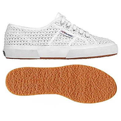 Superga 2750 Crochet Sporting Low New Size 35 Lad.