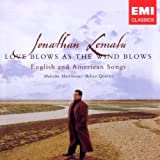Love Blows as the Wind Blows: English and American Songs / Jonathan Lemalu