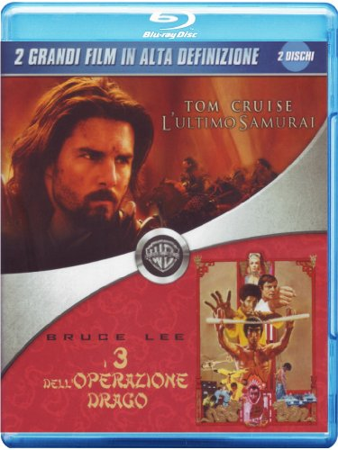 L'ultimo samurai + I 3 dell'operazione drago [Blu-ray] [IT Import]