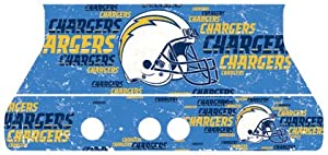NFL - San Diego Chargers - San Diego Chargers - Blast - Kinect for Xbox360 - Skinit... by Skinit