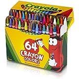 Crayola Crayons Box,64 Count ( Case of 48 )