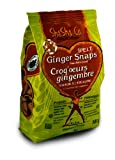 Organic Spelt Ginger Snap Cookies, 10. 5 ounce, (300 g)