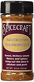 SpicecraftTM Smokehouse BBQ Seasoning