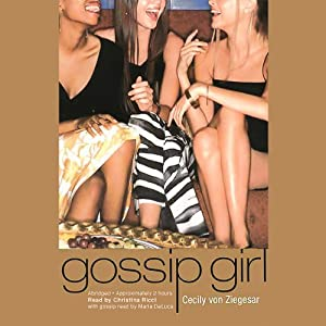 Gossip Girl | [Cecily von Ziegesar]