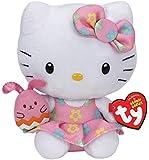 HELLO KITTY - flower dress w/bunny reg