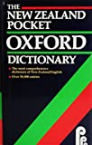img - for The New Zealand Pocket Oxford Dictionary book / textbook / text book