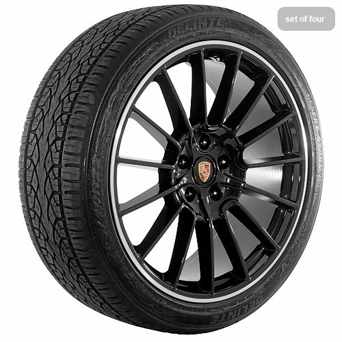 22 Inch black 170 Series Wheels Rims and Tires