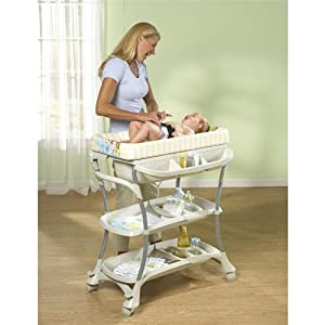 Primo Baby Euro Spa Baby Bath and Changing Table In White best ...
