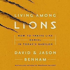 Living Among Lions Audiobook